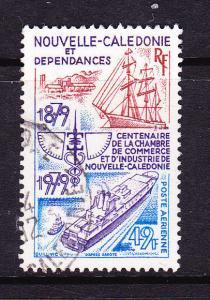 NEW CALEDONIA 1979 49f CHAMBER OF COMMERCE FU SG 613