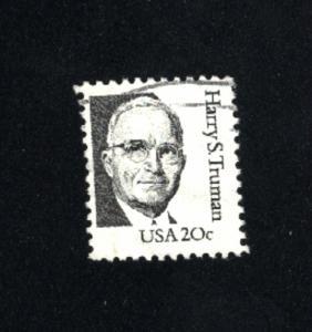 USA #1862   4 used  1980-85 PD .08