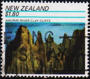 New Zealand. 1991 $1.80 S.G.1619 Fine Used