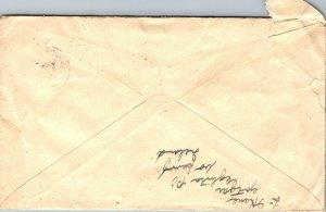 London UK > Francis Kane Brooklyn NY 1946 airmail cover