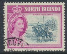 North Borneo SG 402 SC# 291   MVLH  see details