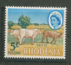 Rhodesia SG 385   mint very light hinge