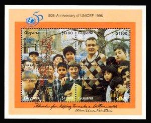Guyana #3027 MNH S/S CV$30.00