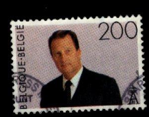 Belgium 1535  Used 1993-98  PD