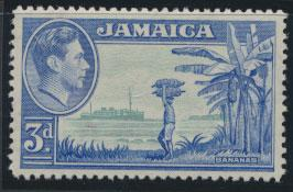 Jamaica SG 126 Mint hinged  SC# 121     see details