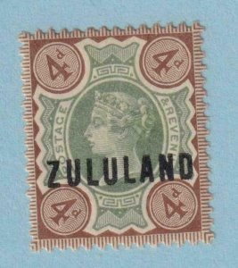 ZULULAND  6 MINT HINGED OG * NO FAULTS EXTRA FINE!