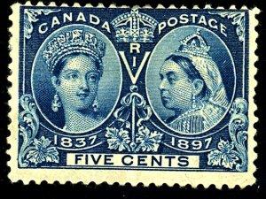 Canada #54 MINT DIST OG HR