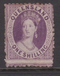 Queensland Sc#49 MH SG#108