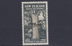 1920 New Zealand 1d Victory M.mint Sg454. Postzegels