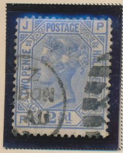 Great Britain Stamp Scott #82, Used - Free U.S. Shipping, Free Worldwide Ship...