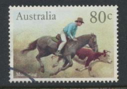 Australia SG 1011 - Used PO bureau Cancel