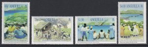 948-51 Battle for Anguilla Bicentennial MNH