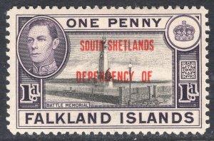 FALKLAND ISLANDS SCOTT 5L2