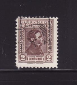 Uruguay 477 U José Gervasio Artigas, National Hero (B)