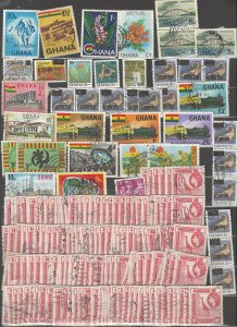 COLLECTION LOT # 02 GB COLONIES IN AFRICA 880 STAMPS CLEARANCE 4 SCAN