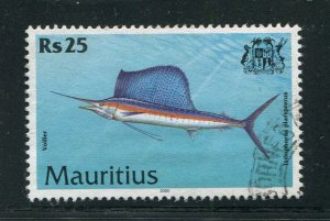 Mauritius #921 used  - Make Me A Reasonable Offer