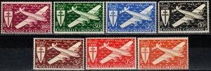 New Caledonia #C7-13  MNH CV $8.85 (X2364)