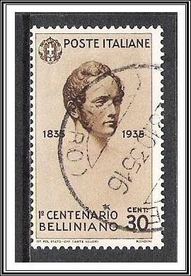 Italy #350 Vincenzo Bellini Used