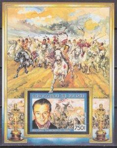 1991 Guinea 1354/B401b Horses / John Weiner 12,00 €