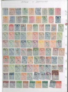 1875-1967 Finland & Great Britain Mint Used Stamp Album Collection Value $2,750
