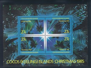 Cocos Islands # 151, Christmas, NH, 1/2 Cat.