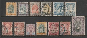Thailand a small lot of used earlies