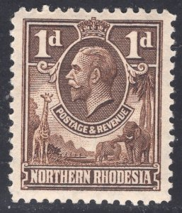 NORTHERN RHODESIA SCOTT 2