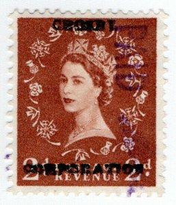 (I.B) Elizabeth II Commercial Overprint : Crosby Corporation