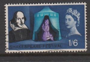 Great Britain Sc#405 Used
