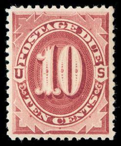 momen: US Stamps #J26 Mint OG NH PSE Graded XF-90