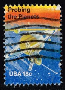 US #1916 Pioneer 11; Used (0.25)