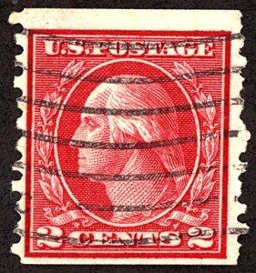 U.S. #454 Used