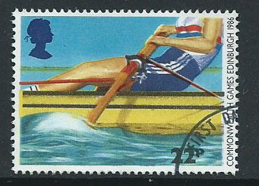 GB QE II   SG 1329 VFU from mailed FDC