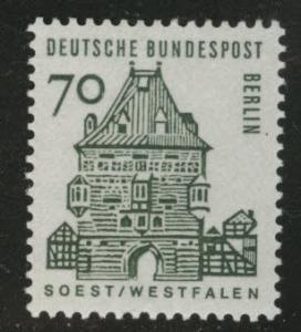 Germany Berlin Occupation Scott 9N221 MNH** disturbed gum