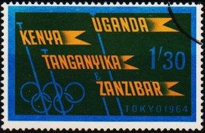 K.U.T. 1964 1s30 S.G.209 Fine Used