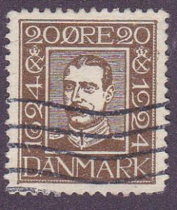 Denmark # 175, Used
