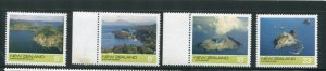 New Zealand MNH 463-6 Island Seascapes