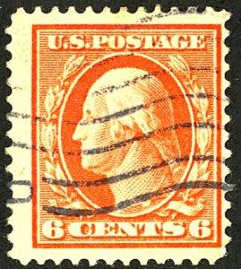 U.S. #379 USED