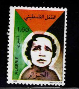ALGERIA Scott 700   MNH** Palestinian Child Stamp