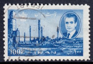 Iran - Scott #1386 - Used - SCV $2.50