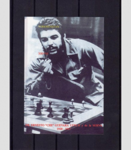 Turkmenistan 1997 CHE GUEVARA CHESS s/s Imperforated mnh.vf