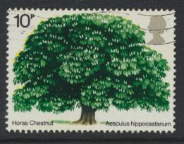 Great Britain SG SG 949   Used   -  Trees