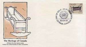 Canada, First Day Cover