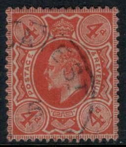 Great Britain #150  CV $17.50 Very light cancel, choice stamp