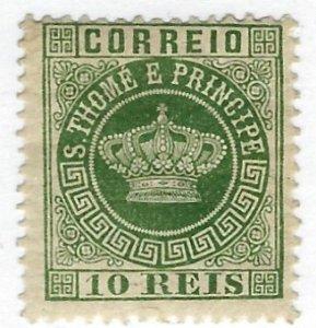 St. Thomas SC#10 Mint Fine...Worth a close look!!