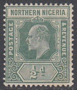 Northern Nigeria 28 MVLH CV $2.25