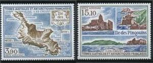 French Southern and Antarctic Territories C100-01 MNH (1988)