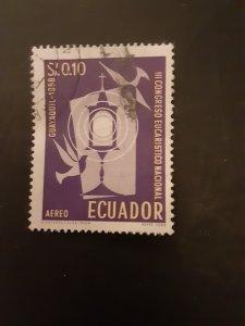 ^Ecuador #C327u