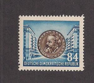 GERMANY - DDR SC# 146 F-VF LH 1953