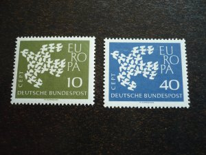 Europa 1961 - Germany - Set